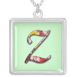 Collier initial de Z