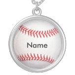 Collier personnalisé de base-ball