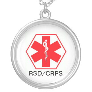 Collier vigilant médical CRP de RSD