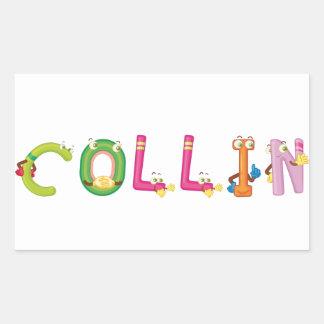 Collin Sticker