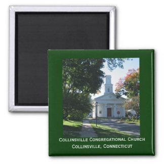 Collinsville Congregational Church Magnet