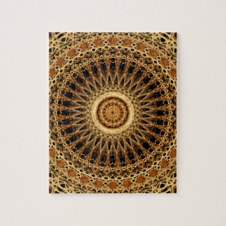 Colluseum Mandala Puzzle