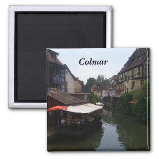 Colmar Square Magnet