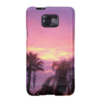 Coloful Florida Sunset Galaxy S2 Covers