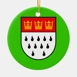 Cologne* Christmas Ornament