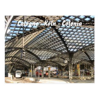 Cologne - Cologne - Colonia Postcard
