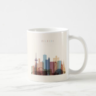 Cologne, Germany | City Skyline Coffee Mug