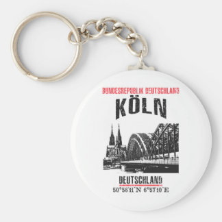Cologne Keychain
