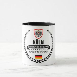 Cologne Mug