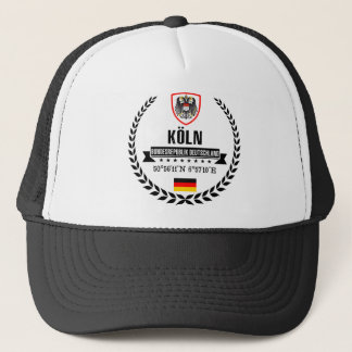 Cologne Trucker Hat