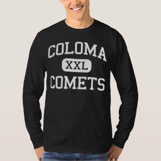 Coloma - Comets - Junior - Coloma Michigan T-Shirt