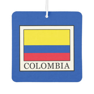 Colombia Air Freshener