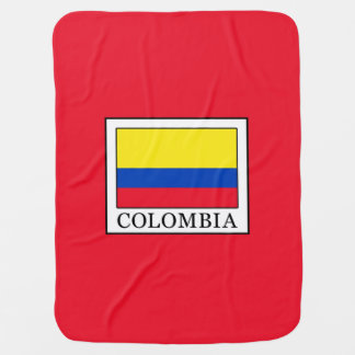 Colombia Baby Blanket