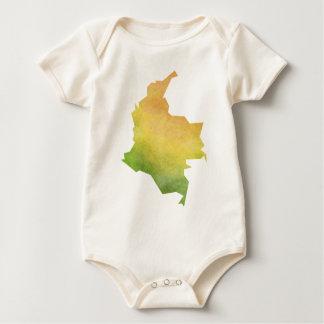 Colombia Baby Bodysuit