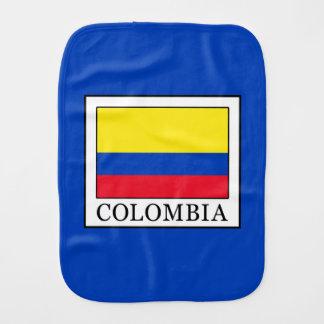 Colombia Burp Cloth