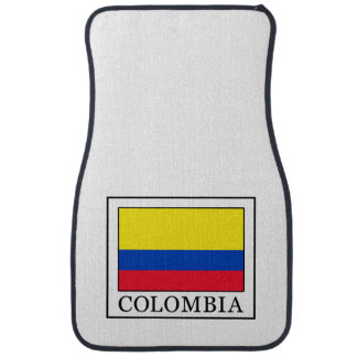 Colombia Car Mat