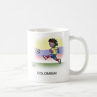 COLOMBIA! COFFEE MUG