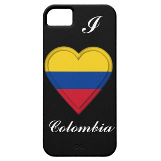 Colombia Colombian Flag iPhone 5 Covers