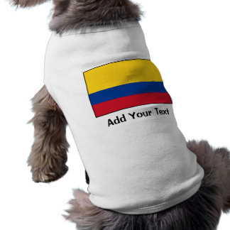 Colombia – Colombian Flag Shirt