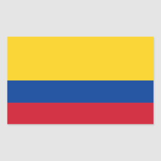 Colombia/Colombian Flag Sticker