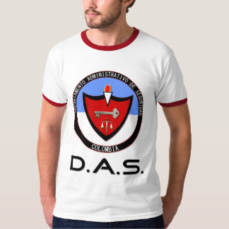 Colombia D.A.S. T-Shirt