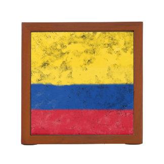 Colombia Desk Organizer