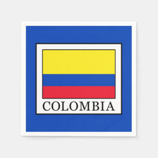Colombia Disposable Napkin