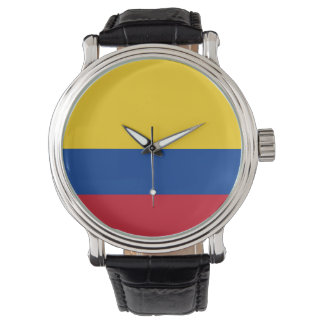 Colombia Flag Watches