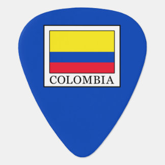 Colombia Guitar Pick