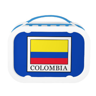 Colombia Lunch Box