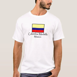 Colombia Medellin Mission LDS T-Shirt