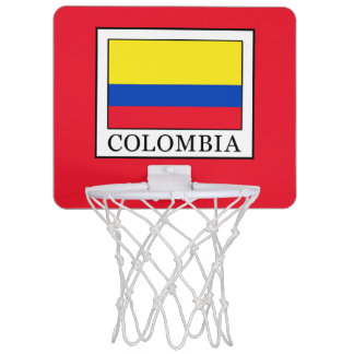 Colombia Mini Basketball Hoop