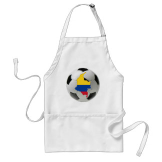 Colombia national team apron