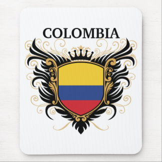 Colombia [personalize] mouse pad