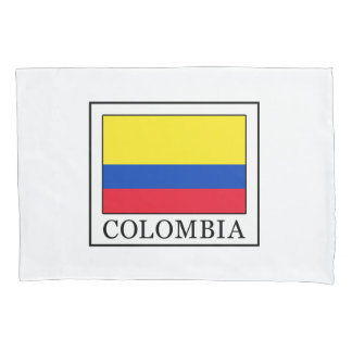Colombia Pillowcase