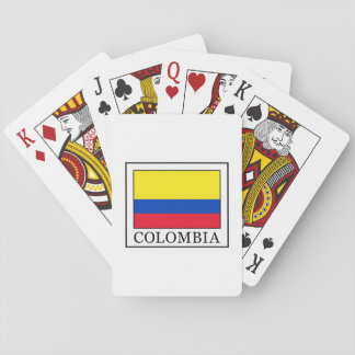 Colombia Playing Cards