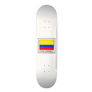 Colombia Skateboards