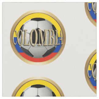 Colombia Soccer Ball Fabric
