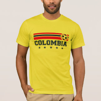 Colombia Soccer T-Shirt