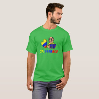 Colombia T-Shirt Que Berraco - Nice Spanish