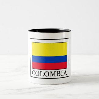 Colombia Two-Tone Coffee Mug