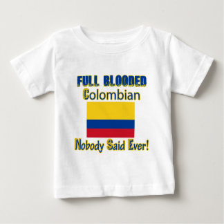 Colombian citizen design baby T-Shirt
