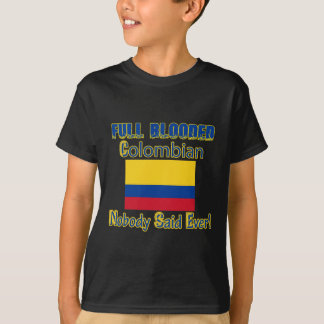 Colombian citizen design T-Shirt