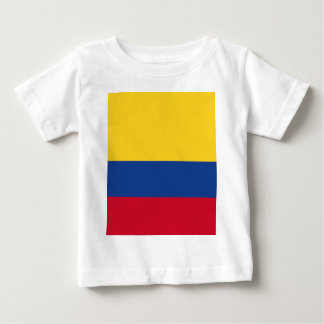 Colombian flag baby T-Shirt