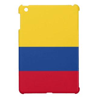 Colombian flag iPad mini case