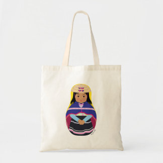 Colombian Misak or Guambiana Matryoshka Bag