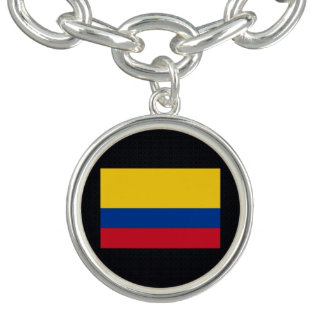 Colombian National flag of Colombia-01.png Bracelet