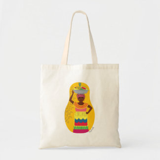 Colombian, Palenquera of Cartagena Matryoshka Bag