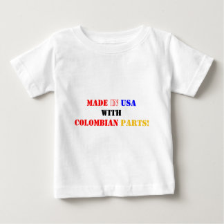 COLOMBIAN PARTS BABY T-Shirt
