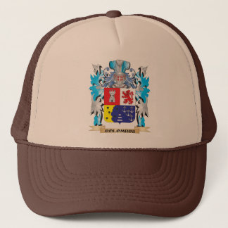 Colombini Coat of Arms - Family Crest Trucker Hat